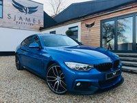 2016 BMW 4 SERIES 2.0 420D M SPORT GRAN COUPE 4d AUTO 188 BHP £20190.00