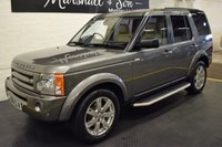 USED 2009 09 LAND ROVER DISCOVERY 3 2.7 3 TDV6 HSE 5d AUTO 188 BHP TOP HSE SPEC - ONE PREVIOUS KEEPER - LEATHER - NAV - TRIPLE SUNROOFS - HEATED SEATS
