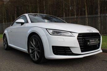 2014 AUDI TT 2.0 TDI ULTRA SPORT 2d 182 BHP £15000.00