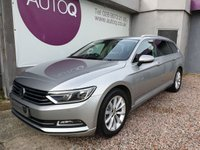 2015 VOLKSWAGEN PASSAT 2.0 SE BUSINESS TDI BLUEMOTION TECHNOLOGY 5d 148 BHP £11500.00
