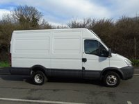 USED 2009 59 IVECO DAILY 50C15V 3.0TD 174 BHP MWB PANEL VAN (TWIN WHEEL) +MARCH 2020 TEST+5 TONNE