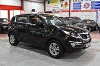 USED 2011 60 KIA SPORTAGE 1.7 CRDI 1 5d 114 BHP