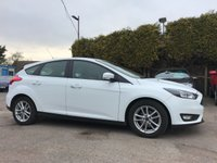 USED 2015 FORD FOCUS 1.0 ZETEC NAVIGATOR 5d  LOW MILEAGE AND SAT NAV NO DEPOSIT  PCP/HP FINANCE ARRANGED, APPLY HERE NOW