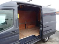 USED 2015 64 FORD TRANSIT 2.2 350 SHR P/V 1d 124 BHP FORD TRANSIT 350 TREND WITH AIR CON