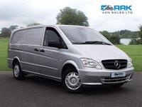 USED 2014 64 MERCEDES-BENZ VITO 2.1 113 CDI 1d 136 BHP LWB Stunning one owner LWB van