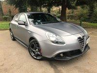 USED 2014 64 ALFA ROMEO GIULIETTA 1.7 TBi Quadrifoglio Verde Launch Edition ALFA TCT 5dr SPECIAL MAT GREY LAUNCH ED.