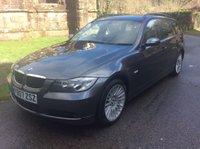 2007 BMW 3 SERIES 2.0 318D SE TOURING 5d 121 BHP £4495.00