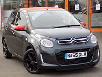USED 2016 65 CITROEN C1 1.2 Puretech Flair 5dr * *Upgrade Alloys + Leather **
