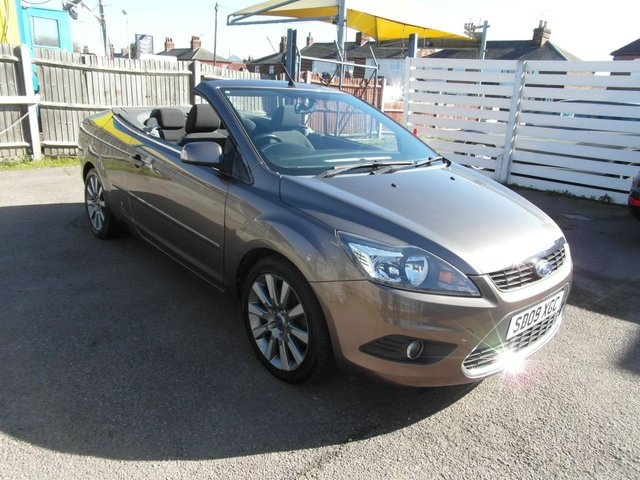 View our FORD FOCUS CC