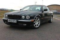 2003 JAGUAR XJ XJ6 V6 SPORT 3.0 PETROL AUTO £2350.00