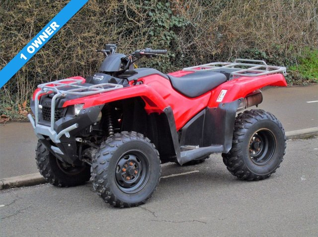 View our HONDA TRX450