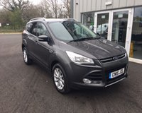 USED 2015 FORD KUGA 2.0 TDCI TITANIUM 150 BHP THIS VEHICLE IS AT SITE 1 - TO VIEW CALL US ON 01903 892224