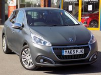 USED 2016 65 PEUGEOT 208 1.6 Blue HDi Allure 5dr  ** Special Textured Paint **