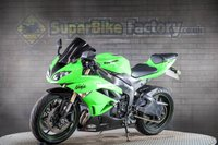 USED 2010 60 KAWASAKI ZX-6R - NATIONWIDE DELIVERY, USED MOTORBIKE. GOOD & BAD CREDIT ACCEPTED, OVER 600+ BIKES IN STOCK