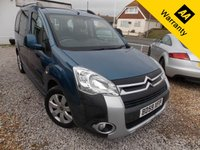 2010 CITROEN BERLINGO 1.6 MULTISPACE XTR HDI 5d 109 BHP £3490.00