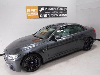 2015 BMW M4 3.0 M4 2d AUTO 426 BHP £32990.00