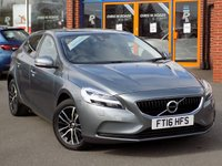 USED 2016 16 VOLVO V40 2.0 D2 Momentum 5dr * Bluetooth + DAB + ZERO Tax *
