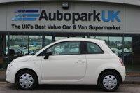 USED 2010 10 FIAT 500 1.2 MULTIJET POP 75 3d 75 BHP LOW DEPOSIT OR NO DEPOSIT FINANCE AVAILABLE