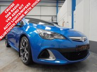 """USED 2012 62 VAUXHALL ASTRA 2.0 VXR 3d 276 BHP Full Service History, VXR Aero Kit, Twin Exhaust, Bluetooth Hands Free with Voice Controls, DAB Radio, Recaro Leather/Cloth Sports Seats, Cruise Control with Speed Limiter, Auto Lights and Wipers, Air Conditioning, Remote Central Locking with 2 Keys, 20"""" Alloys"""