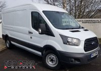 USED 2017 17 FORD TRANSIT 350 FWD 2.0 170 BHP TREND L3 H2 SHELVED **80 VANS IN STOCK**