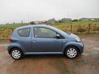 USED 2008 08 TOYOTA AYGO 1.0 BLUE VVT-I 3d 68 BHP