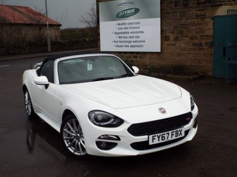 View our FIAT 124