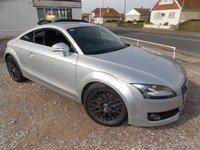 2007 AUDI TT 2.0 TFSI 3d 200 BHP £SOLD