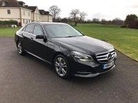 2014 MERCEDES-BENZ E-CLASS 2.1 E220 CDI SE 4d AUTO £8995.00