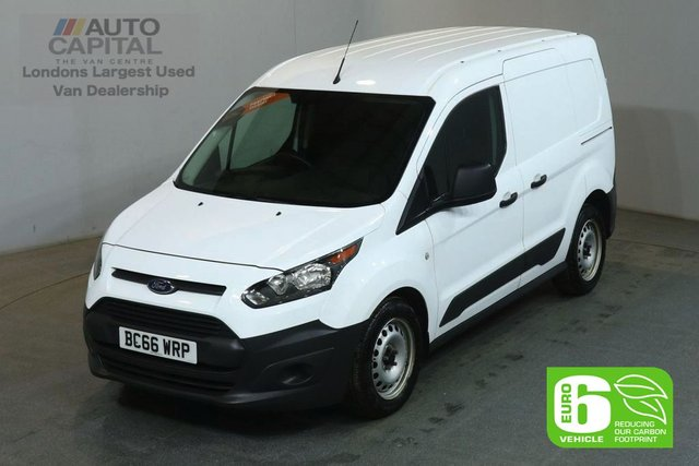 2017 66 FORD TRANSIT CONNECT 1.5 220 100 BHP SWB EURO 6 MANUAL VAN EURO 6 FULL S/H SPARE KEY