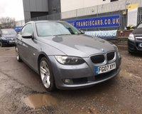 2007 BMW 3 SERIES 330I SE £2999.00