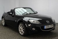 USED 2010 10 MAZDA MX-5 2.0 I ROADSTER POWERSHIFT 2DR AUTO 158 BHP HEATED LEATHER SEATS + BLUETOOTH + BOSE PREMIUM SOUND SYSTEM + CRUISE CONTROL + AIR CONDITIONING + ELECTRIC WINDOWS + RADIO/CD/AUX + ELECTRIC MIRRORS + 17 INCH ALLOY WHEELS