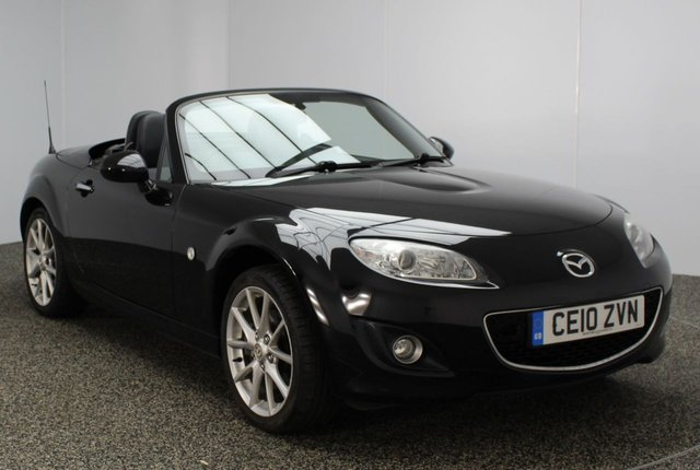 View our MAZDA MX-5