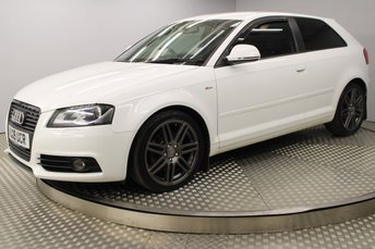 2009 AUDI A3 2.0 TDI S LINE SPECIAL EDITION 3d 168 BHP £7500.00