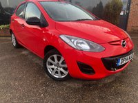 USED 2014 14 MAZDA 2 1.3 SE 5d 74 BHP Full Service History! Usb, Great Condition! Call Today!