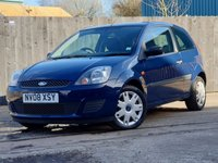 2008 FORD FIESTA 1.2 STYLE 16V 3d 78 BHP