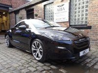 2015 PEUGEOT RCZ 1.6 THP GT 2d 156 BHP £9494.00