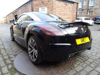 USED 2015 15 PEUGEOT RCZ 1.6 THP GT 2d 156 BHP (Low Miles / Heated Leather)