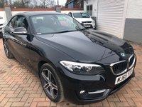 2015 BMW 2 SERIES 1.5 218I SPORT 2d 134 BHP £12495.00