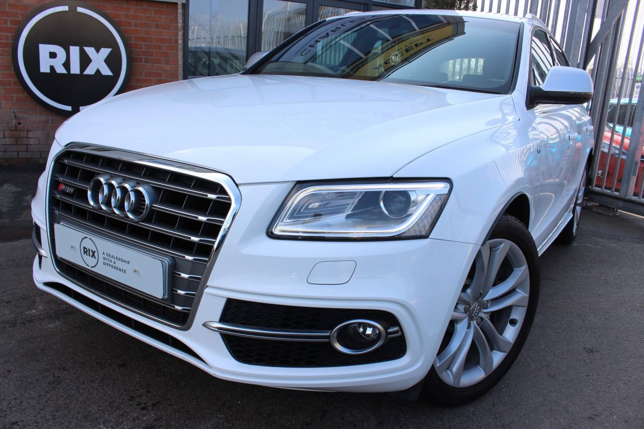 Used AUDI SQ5 for sale
