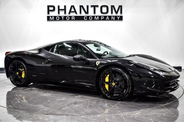 View our FERRARI 458