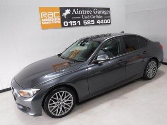 2014 BMW 3 SERIES 2.0 320D EFFICIENTDYNAMICS 4d 161 BHP £11000.00