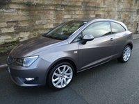 2015 SEAT IBIZA 1.2 TSI FR 3d 104 BHP £7390.00