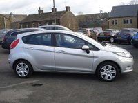 USED 2010 10 FORD FIESTA 1.2 EDGE 5d 59 BHP FULL HISTORY & LOW MILES