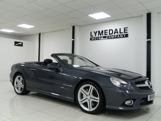 View our MERCEDES-BENZ SL 300