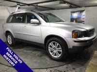 """USED 2009 59 VOLVO XC90 2.4 D5 SE PREMIUM AWD 5d AUTO 185 BHP Cruise Control  :  USB & AUX Socket  :  Phone Bluetooth Connectivity  :  Heated Front Seats Climate Control / Air Conditioning   :   18"""" Alloy Wheels   :   Reversing Parking Sensors"""