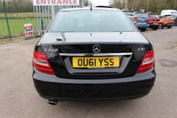 USED 2011 61 MERCEDES-BENZ C-CLASS 2.1 C220 CDI BLUEEFFICIENCY SE EDITION 125 4d 170 BHP