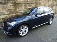 2013 BMW X1 2.0 XDRIVE20D XLINE 5d 181 BHP £10690.00