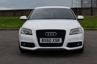USED 2010 60 AUDI A3 2.0 TDI S LINE SPECIAL EDITION 3d 138 BHP