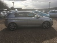 USED 2014 14 PEUGEOT 308 1.6 E-HDI FELINE 5d 114 BHP FULLY AA INSPECTED - FINANCE AVAILABLE