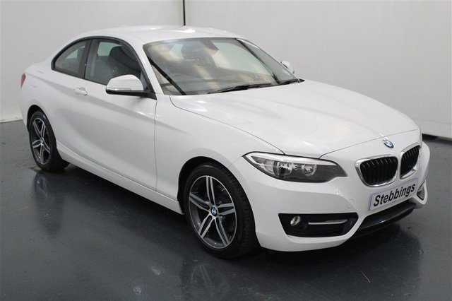2019 BMW 2 SERIES BMW 220D 2.0 190 SPORT
